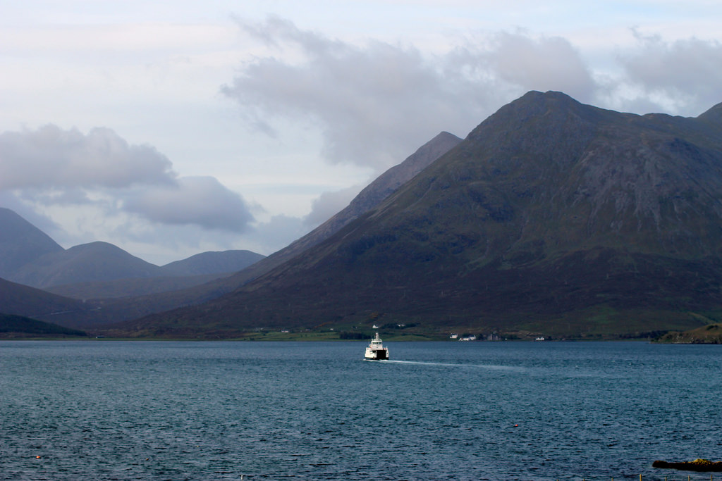 Raasay Island, Scotland